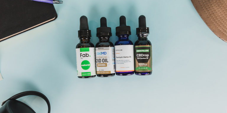 How CBD Oil Can Help With Anxiety During Photoshoots