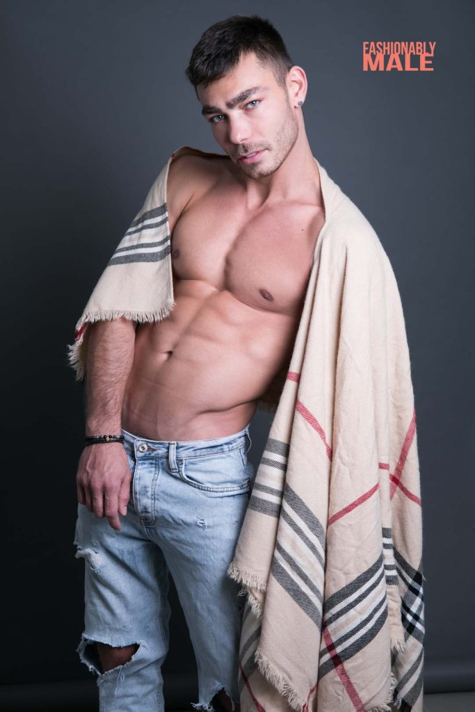 Michael Lahav by Yakir Shukrun for Fashionably Male