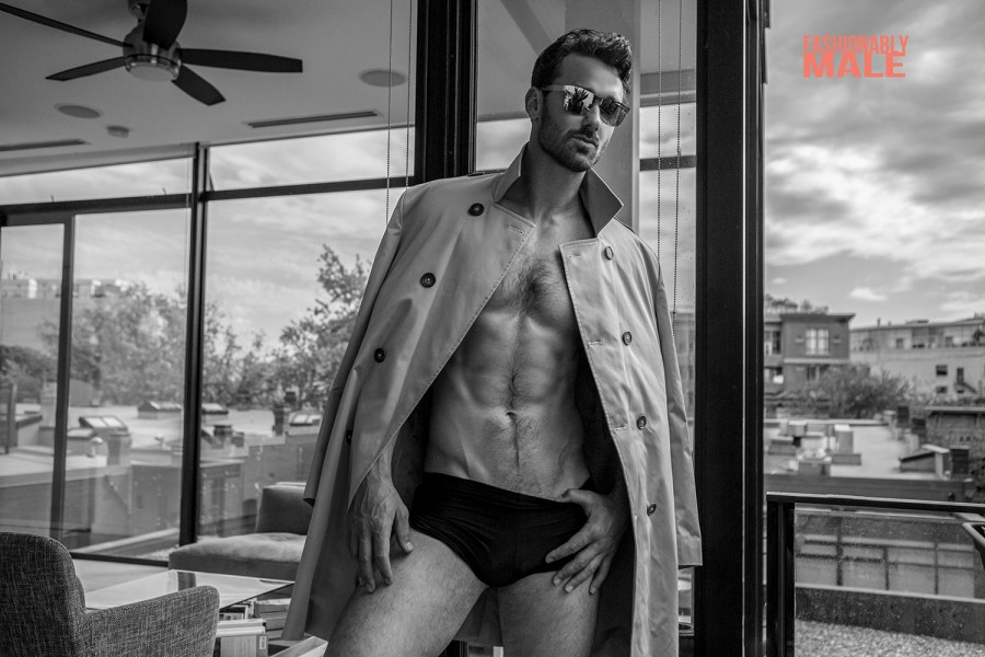 Paul Marlow by Jamie Mann for Fashionably Male