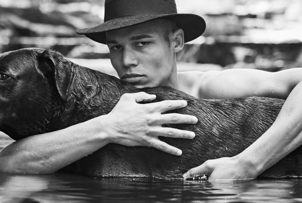 TJ Moore by Matthew Brookes Animal Issue