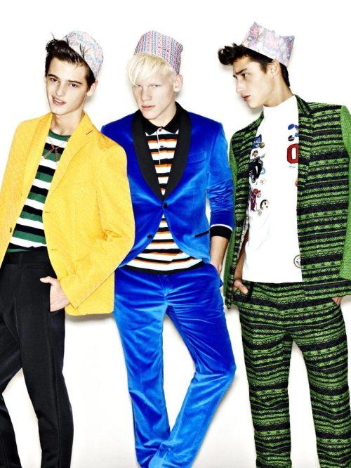 Boys Wanna Have Fun Dedicate Magazine by Matias Indjic