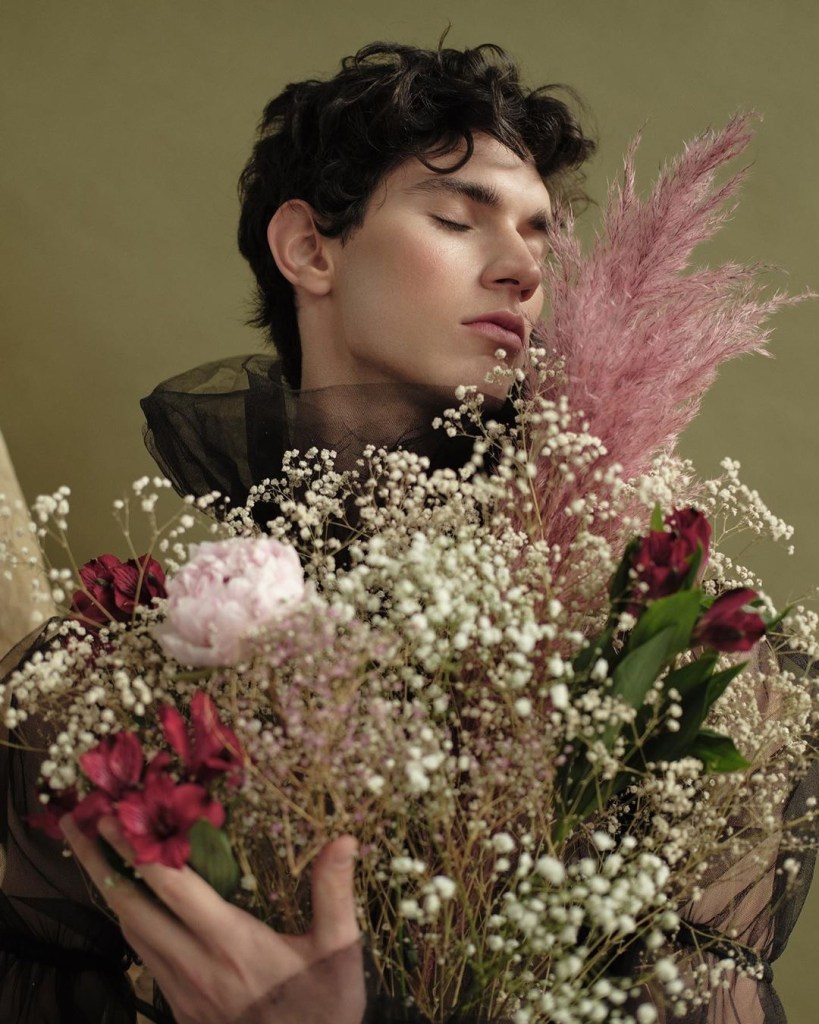 Marco Bozzato by Sofia Goncharenko for Haze Magazine Winter 2020