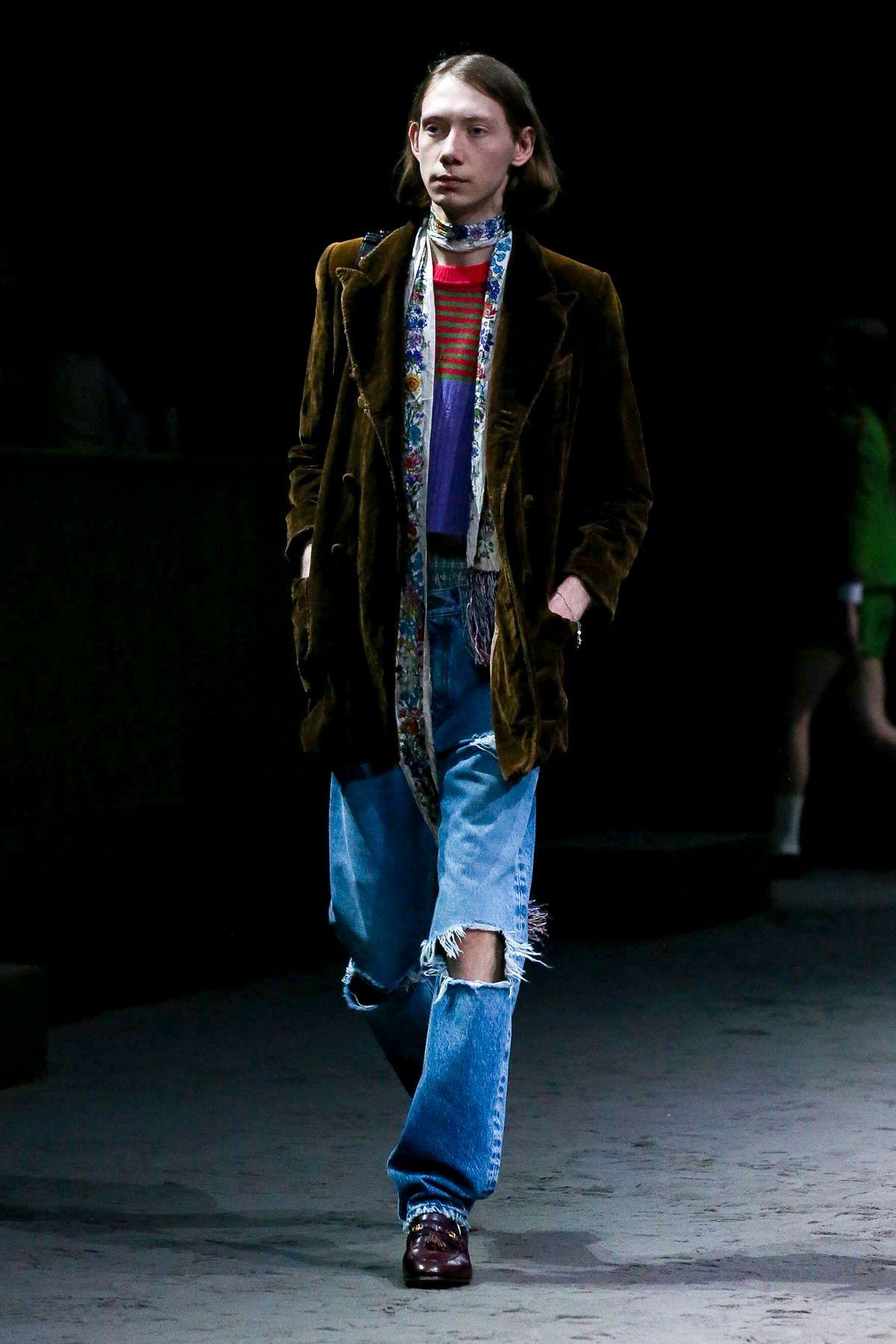 Gucci Menswear Fall 2020