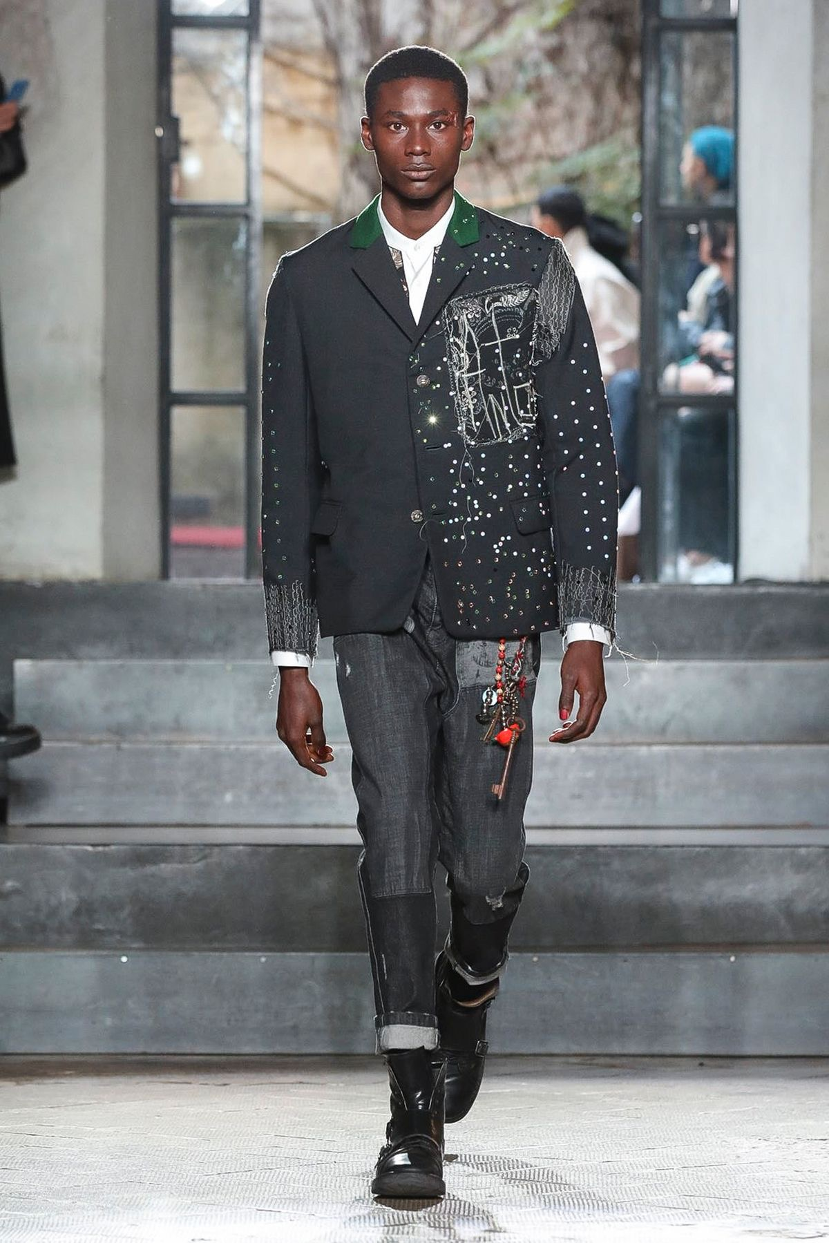 Antonio Marras Ready To Wear Fall Winter 2020 Milan