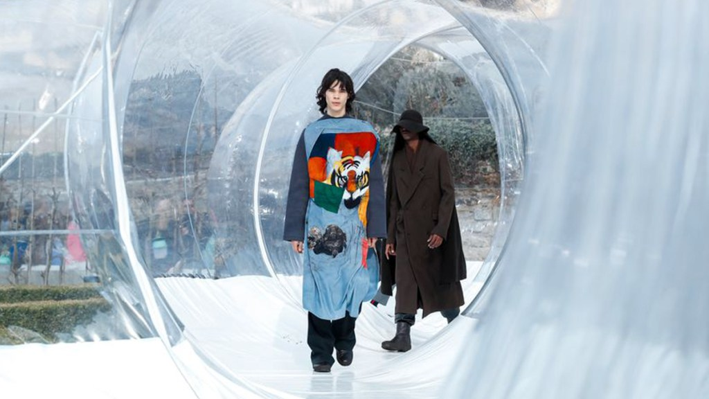 Kenzo Ready To Wear Fall Winter 2020 Paris cover