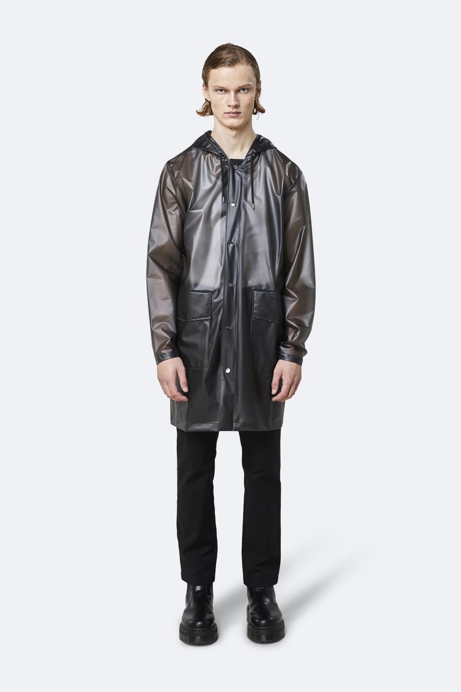 Features of A Rain Jacket — RAINS