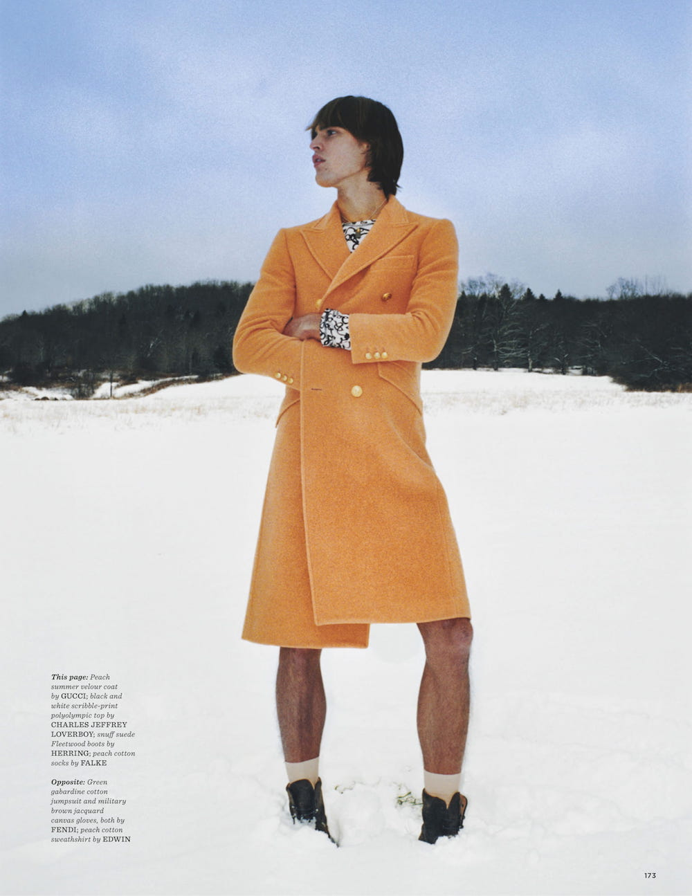 Parker van Noord for GQ UK Style SS20 Editorial
