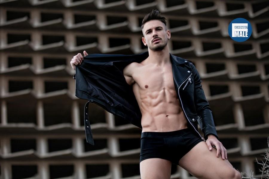 Pedro Gonzalez by Joan Crisol for Fashionably Male
