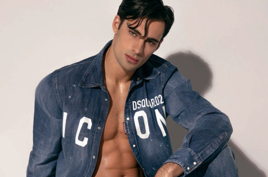 25 Years of Dsquared2 Gay Times March 2020 Cove