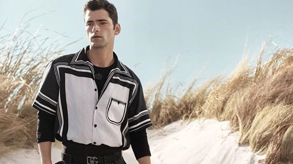 Sean O'Pry for Beymen S/S 2020 by Hunter & Gatti cover