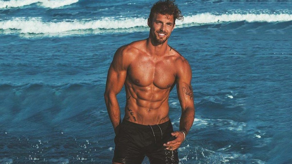 Christian Hogue by Victor Ozuna cover