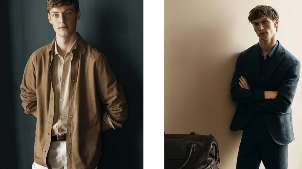 Massimo Dutti SS20 Campaign Map for Tomorrow cover