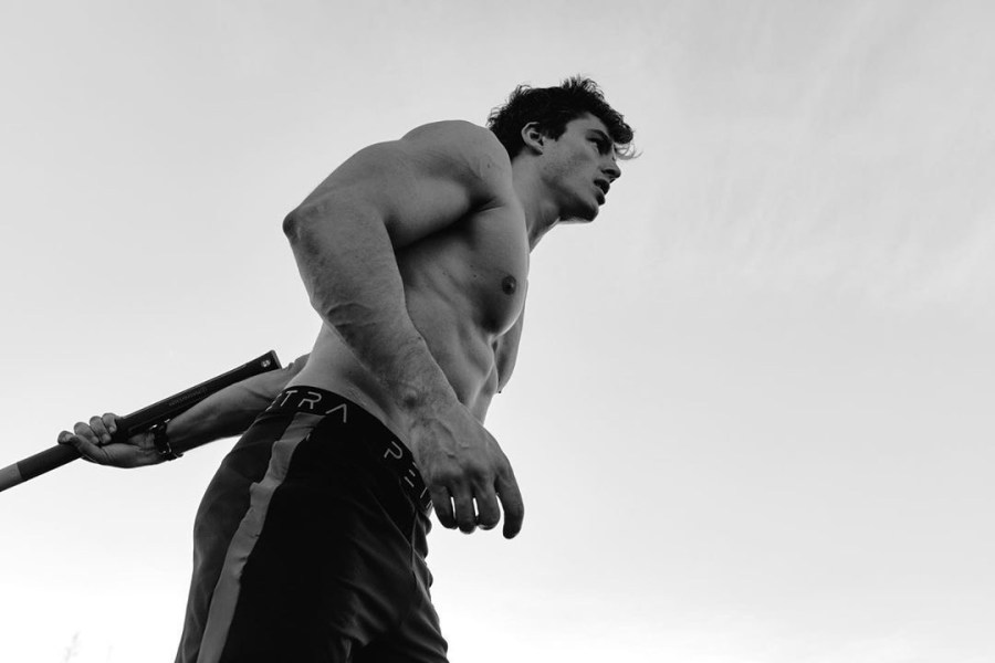 Pietro Boselli by Ollie Ali for Harpers Bazaar Italia