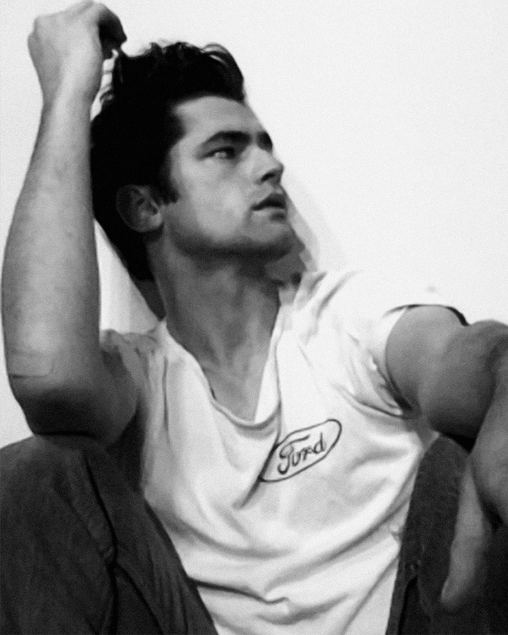 Top Model Sean O'Pry for M Milenio Mexico May 2020