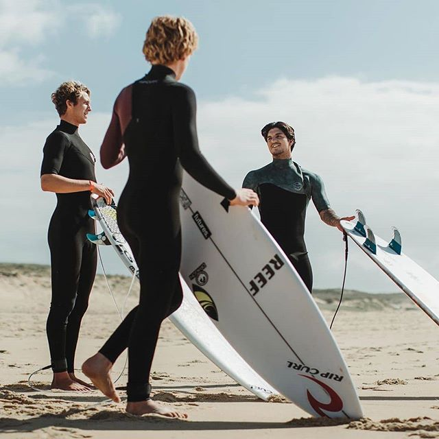 The boys puting social distancing to the test!  Looking for a wetsuit but don't know where to start? Our friendly staff will help you get fitted. See our range on line or in store today.