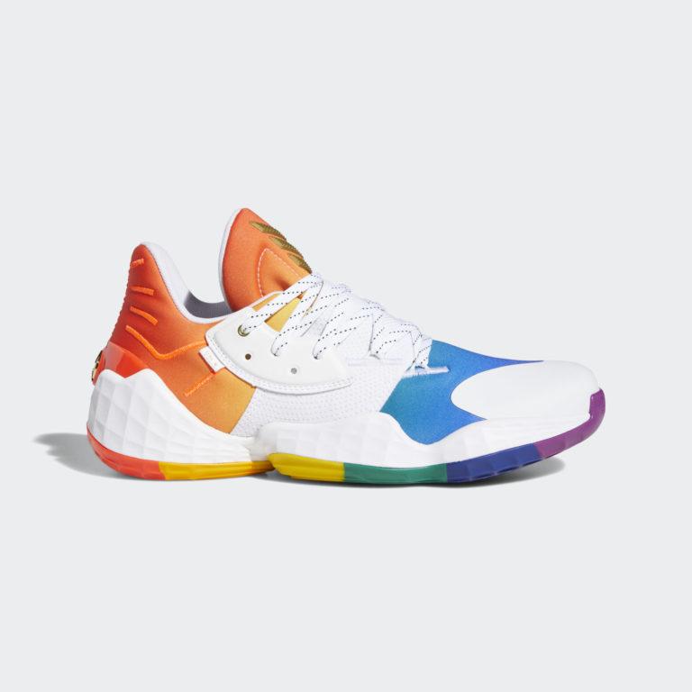 Adidas Harden Pride Shoe