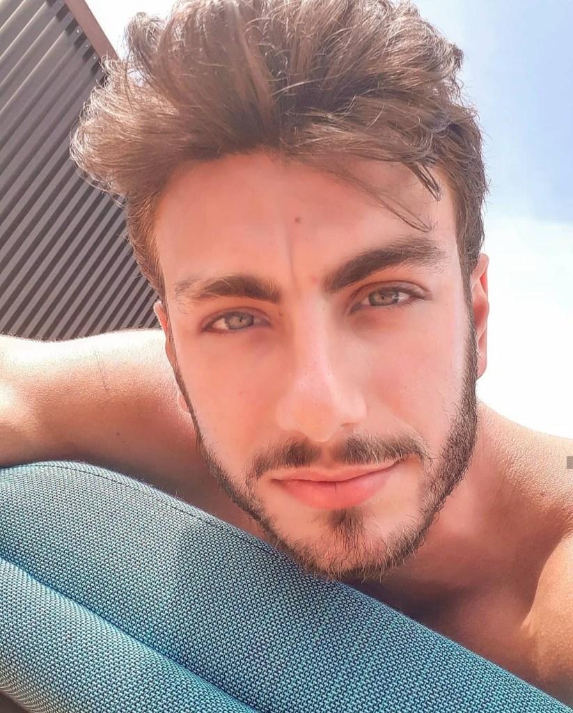 Alessio Secondo Exclusive Fashionably Male Interview