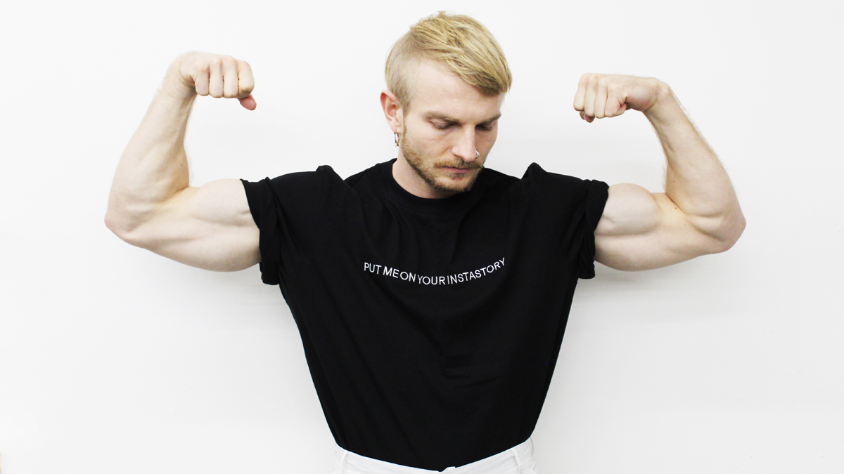 Wear KURT PRYNNE – Wear Your Uncomfortable Truth