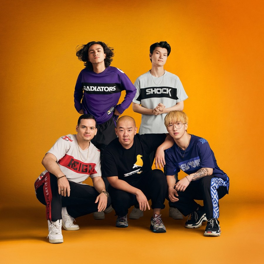 Blizzard's Overwatch League follows up its Uniqlo collaboration with a collaborative collection done in partnership with designer and OG streetwear pioneer, Jeff Staple