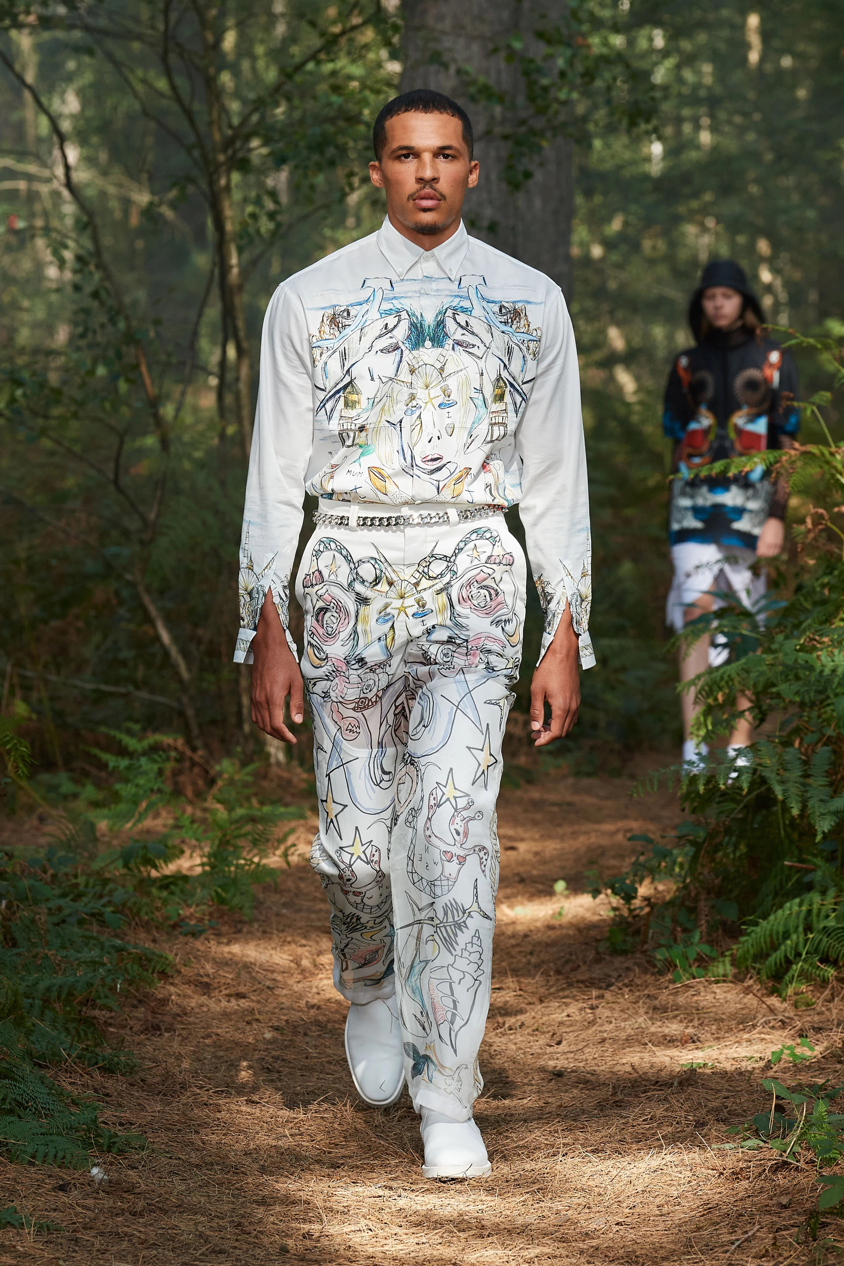 Burberry Spring 2021 Ready To Wear