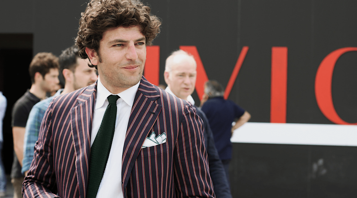 The Ultimate Guide on How to Become a Well-Dressed Man Cover
