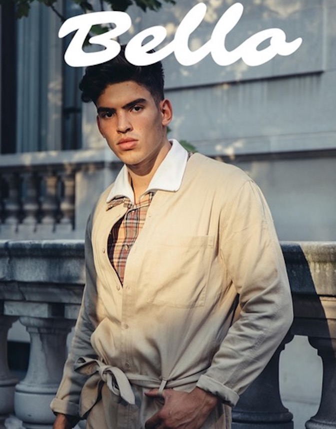 Armando Smith by Kevin Silkorski for Bello Magazine