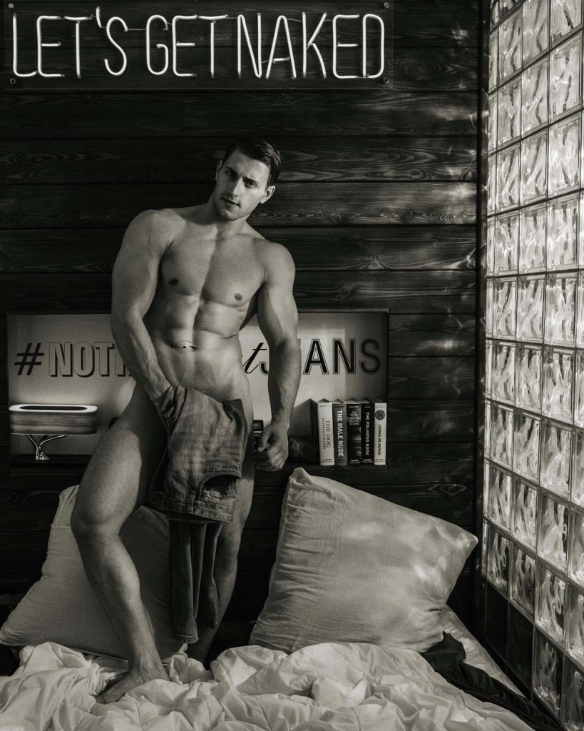 Konstantin Kostyn by Serge #NothingButJeans