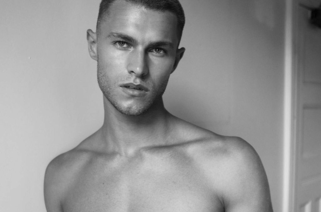 New digitals of Model Zach Grenenger