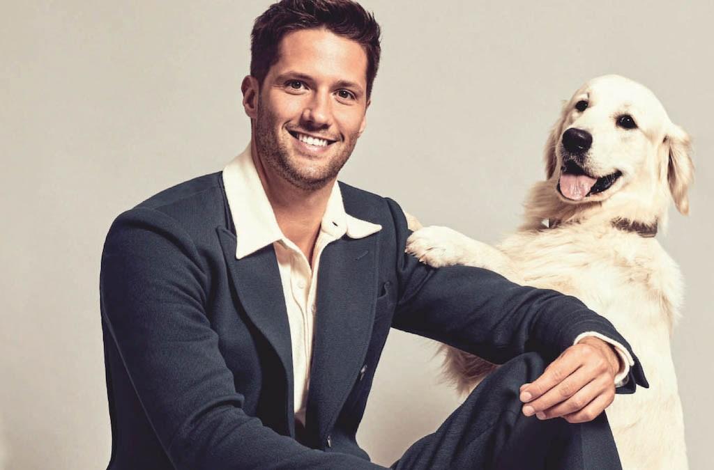 Man's Best Friends: Elia Cometti for Gentleman España November 2020 cover