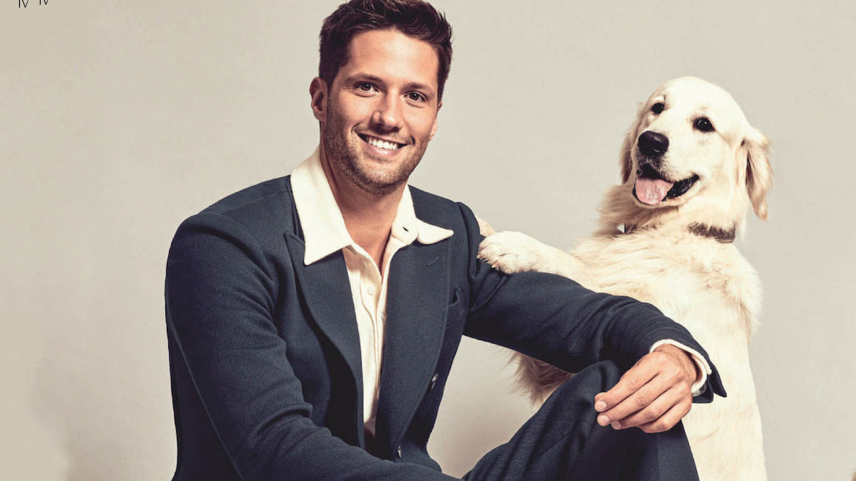 Man's Best Friends: Elia Cometti for Gentleman España November 2020 cover