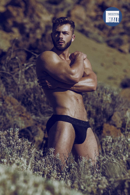 Kevin De La Cruz by Adrián C. Martin for Fashionably Male
