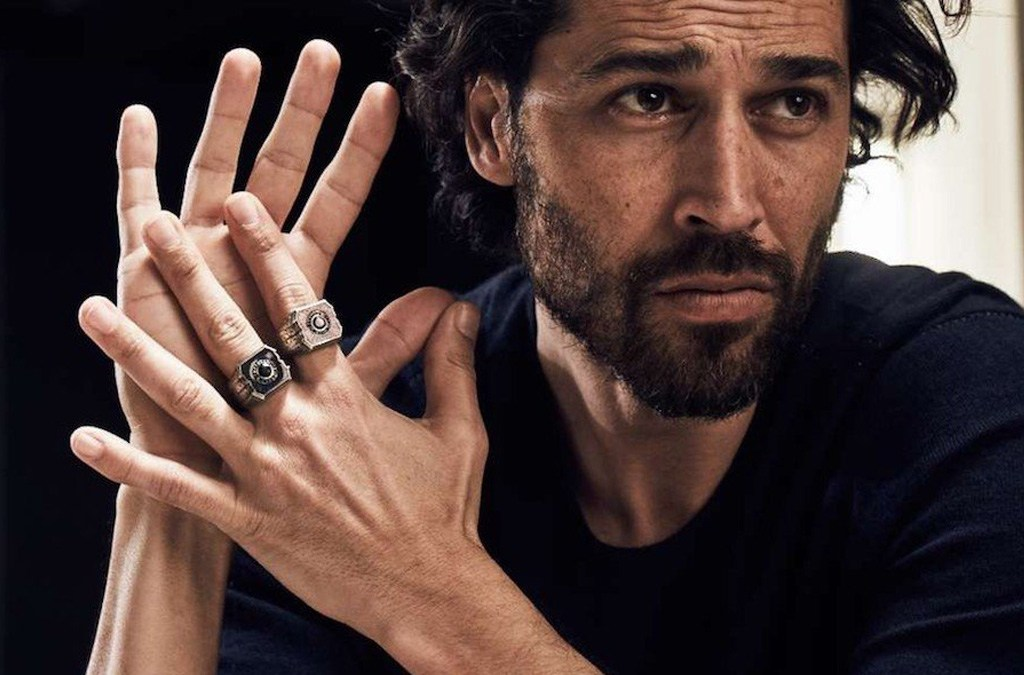 Your Guide to Buying and Styling Men's Rings cover