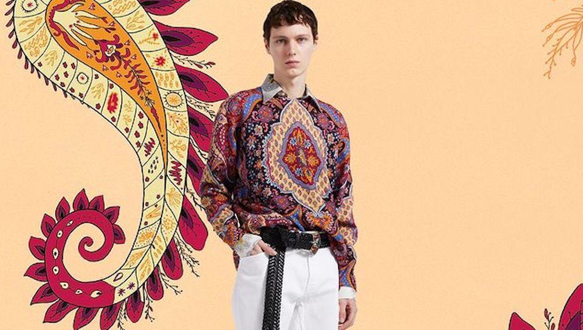 Etro Menswear Fall 2021 Milan