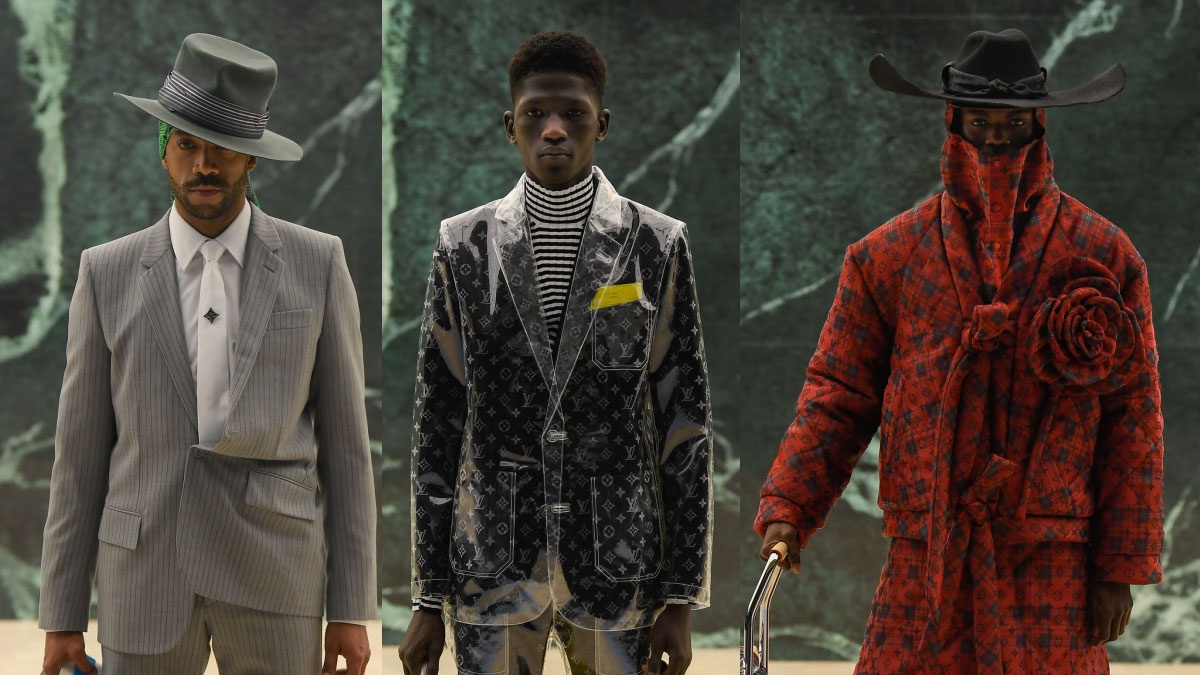 Louis Vuitton Menswear Fall 2021 Paris cover