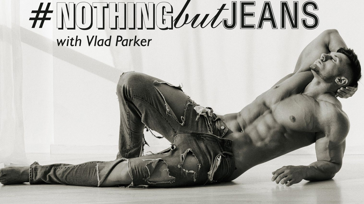 #NothingButJeans by Serge Lee feat Vlad Parker cover