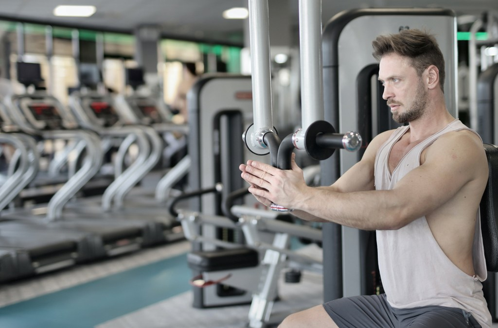4 Tips for How to Build Muscle cover