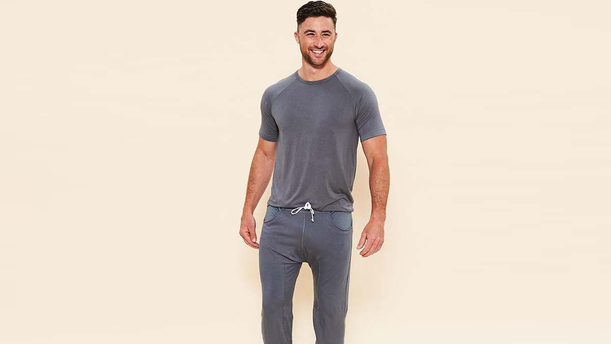 A Modern Man's Guide to Loungewear: Here's How to Be Comfortable but Stylish cover