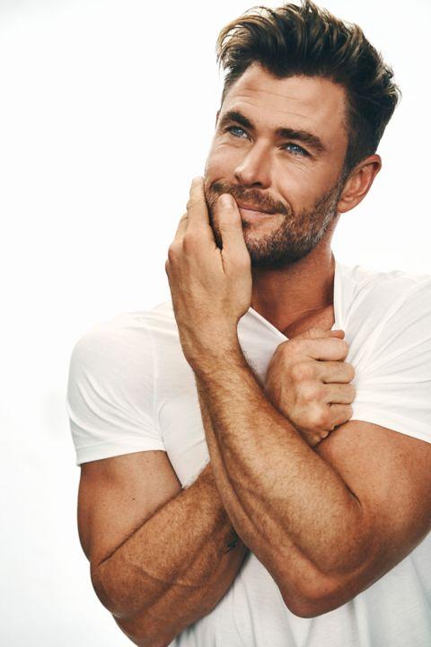 Actor Chris Hemsworth is the new Global Ambassador for BOSS
