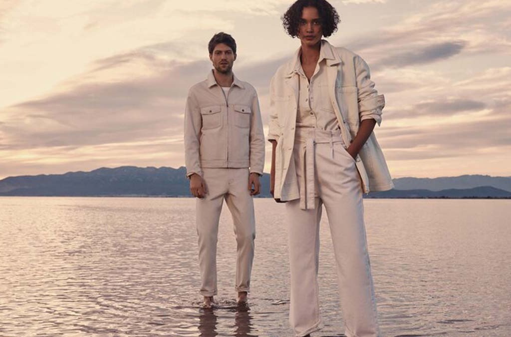 MANGO Launches Spring 2021 Denim Collection cover