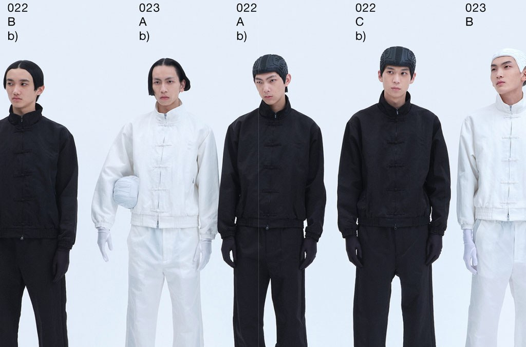 Xander Zhou Mens Fall 2021 London cover
