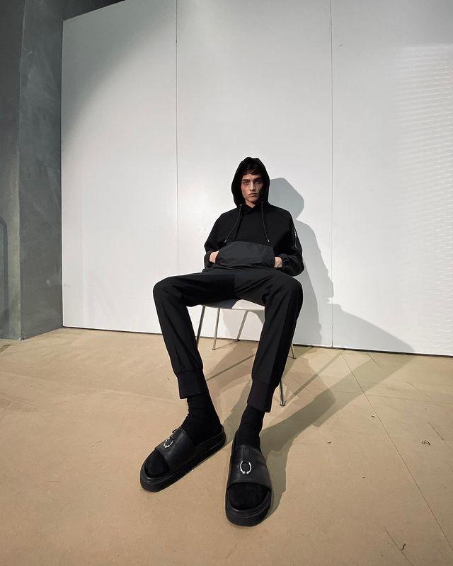 Creating a Day by Day Minimalist Wardrobe using Neil Barrett Spring 2021