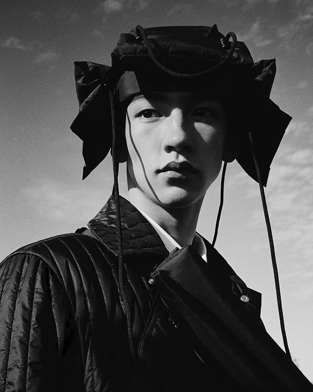 Here are some Image series by Jack Davison for CRAIG GREEN Spring/Summer '21.