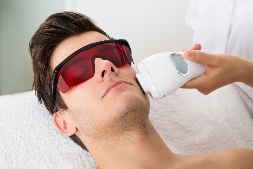 Morpheus 8 energy-based treatment