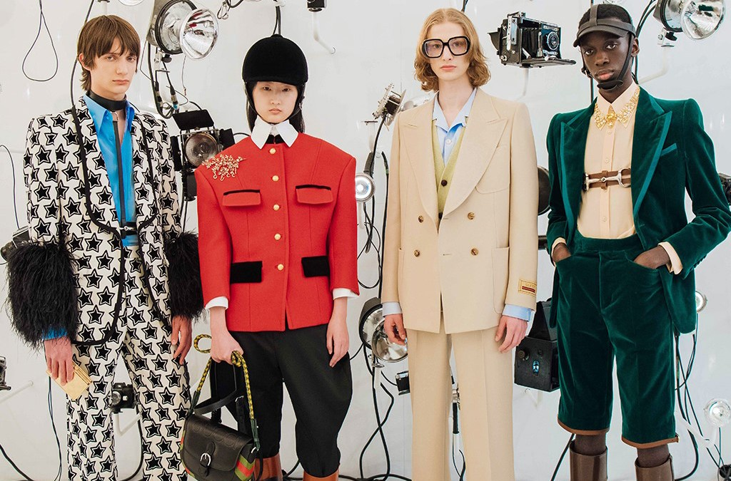 Gucci RTW Fall 2021 Milan cover