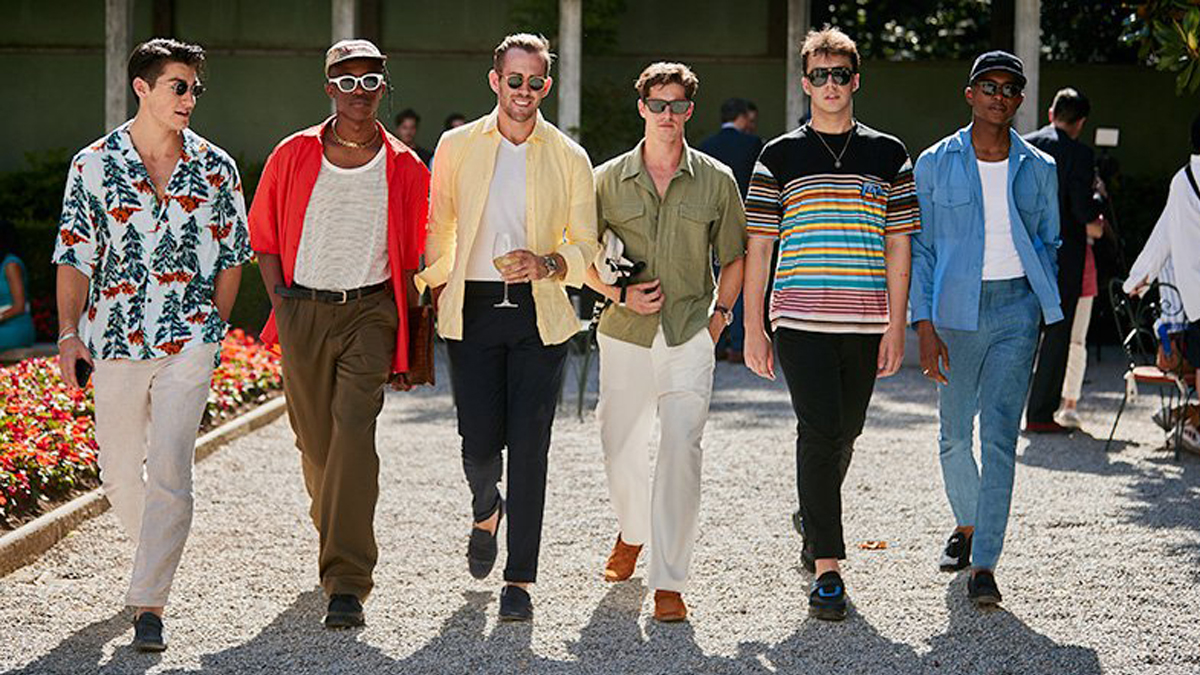 8 Things Every Man Should Have In His Closet