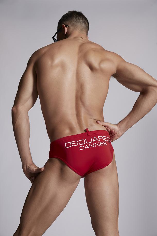Dsquared2 Cannes Swim Briefs