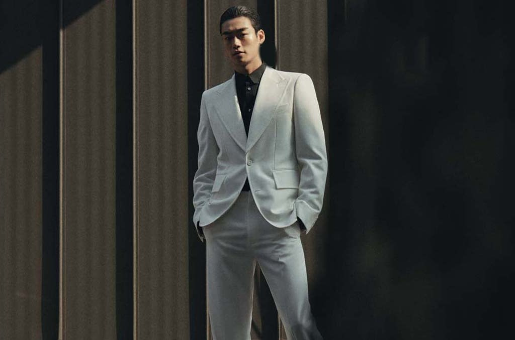 Ji-seop Lim for Esquire Singapore May 2021 Editorial cover