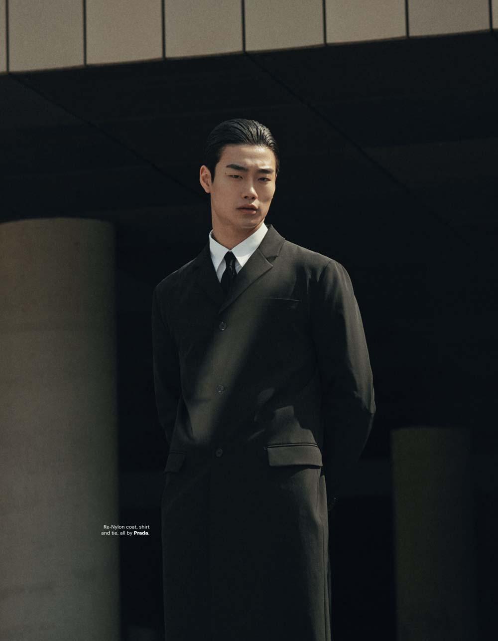 Ji-seop Lim for Esquire Singapore May 2021 Editorial