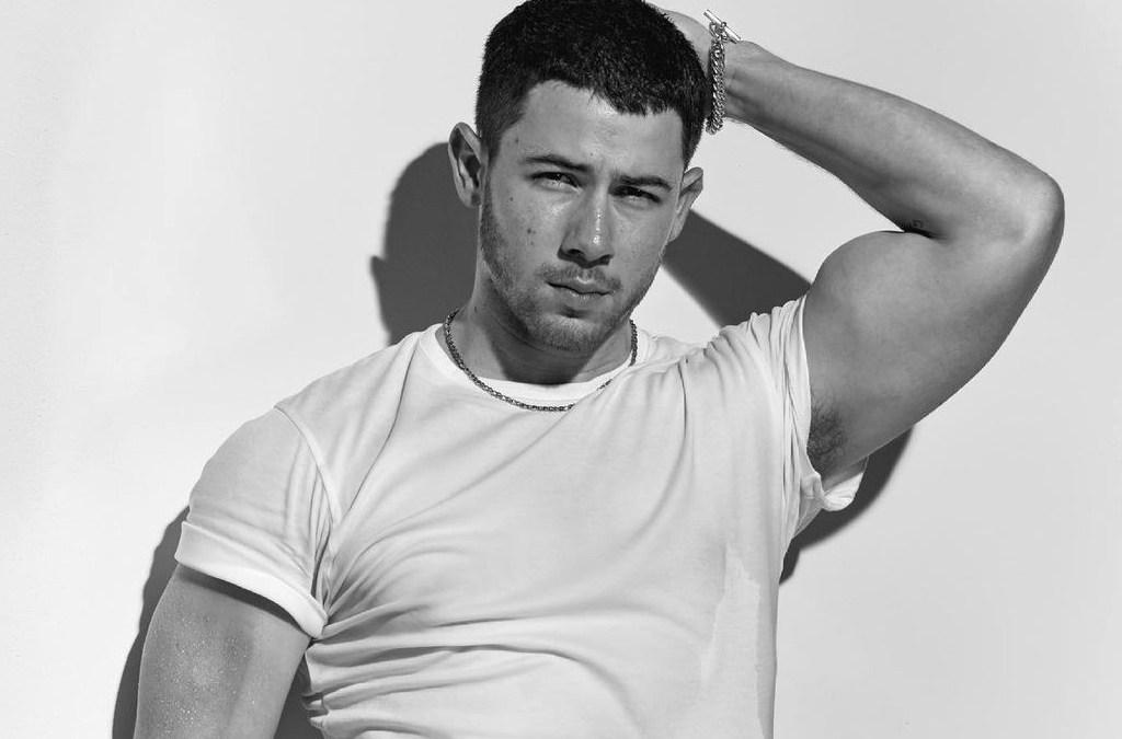 Nick Jonas photographed by Mariano Vivanco for British GQ