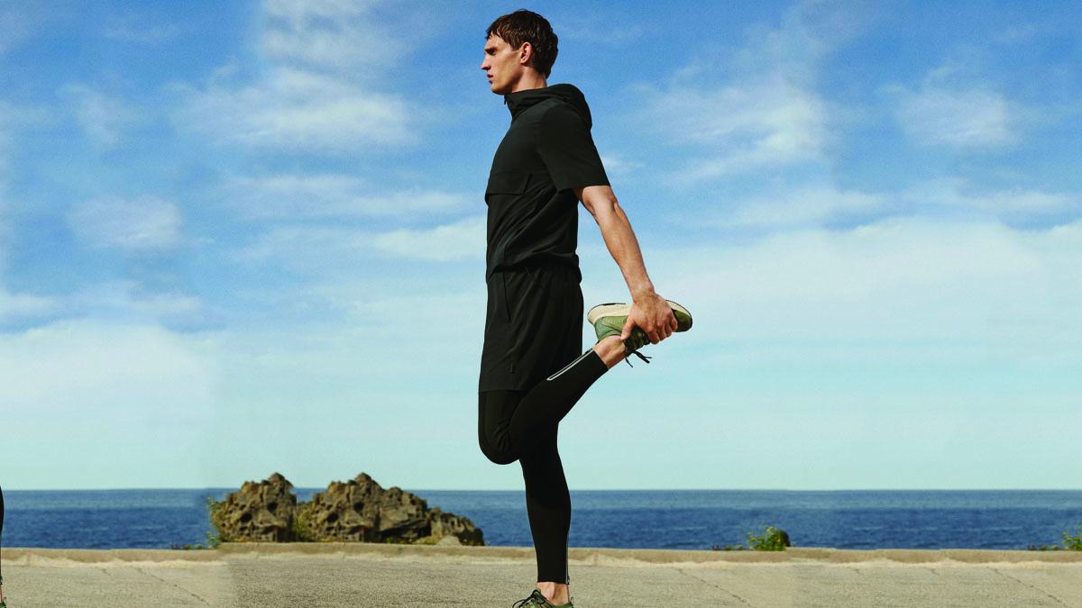 Sportswear for Men 2021 by Mango Man cover